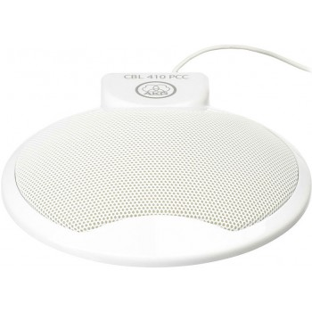 AKG CBL410 Conference Set white
