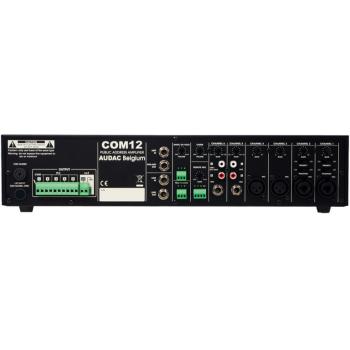 AUDAC COM12 Усилитель для систем трансляции и  громкой связи