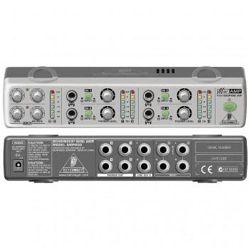 Behringer AMP800 - усилитель для наушников