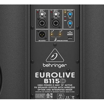 Behringer B115D активная акустическая система