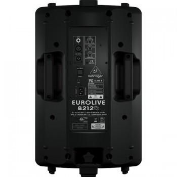 Behringer B212D-WH активная акустическая система