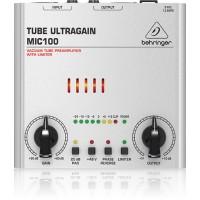 Behringer MIC100 - микрофонный предусилитель