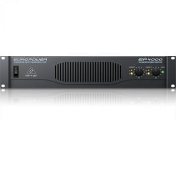 Behringer EP4000 усилитель мощности
