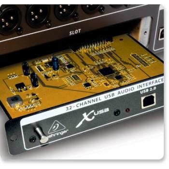 Behringer X-USB  - карта расширения для X32