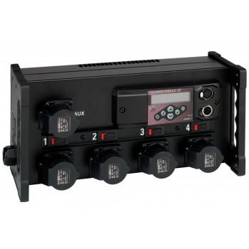 ETC SmartModule 2 CE, 4 x 2.3kW, Single Schuko conn. мобильный диммерный блок