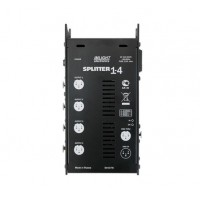 IMLIGHT SPLITTER 1-4-3pin Блок усиления сигнала DMX-512