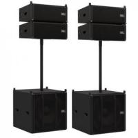 Линейный массив Odin Audiosystems by DAP - 6,2 кВт RMS