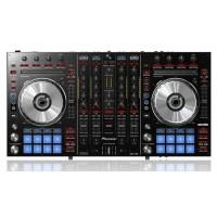 Pioneer DDJ-SX  DJ контроллер Serato с пэдами