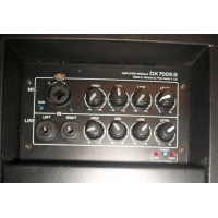 DX700ES Двухканальный усилительный модуль