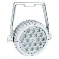 Showtec Compact Par 18 MKII  RGB прожектор (белый корпус)