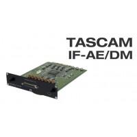 TASCAM IF-AE/DM интерфейс для цифровых пультов