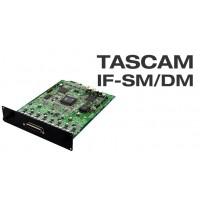 TASCAM IF-SM/DM  интерфейс подключения сураунд мониторов