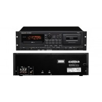 TASCAM CD-A550 CD-плеер+кассетная дека