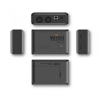 CME WIDI-X8 , беспроводной MIDI интерфейс двунаправленный. 2,4 ГГц, 64 радиоканала