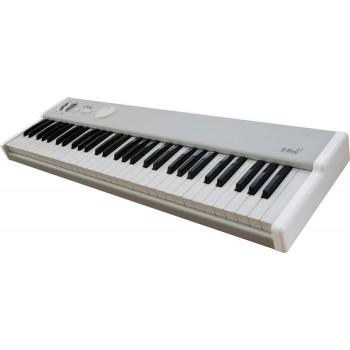 CME Z-Key 61 , MIDI-клавиатура 61 полувзв. клав/ посленажатие/ колёса тона и модуляции/ вход педали
