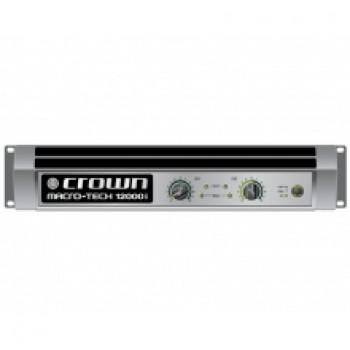 CROWN MA12000I двухканальный усилитель