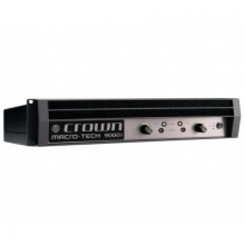 CROWN MA9000I двухканальный усилитель