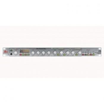 DBX 376 ламповый микрофонный предусилитель