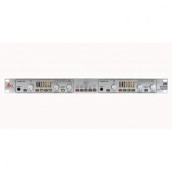 DBX 386 двухканальный ламповый предусилитель
