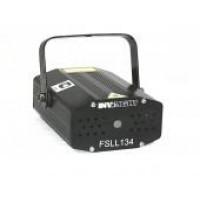 INVOLIGHT FSLL134  - лазерный эффект, 100 мВт красный, 50 мВт зелёный