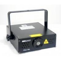 INVOLIGHT FSLL155 лазерный эффект, 150 мВт красный, 50 мВт зелёный