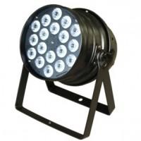 Involight LED PAR184 BK - cветодиодный RGBW прожектор