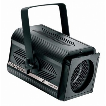 DTS SCENA 650/ 1000 W PC WHITE Театральный прожектор