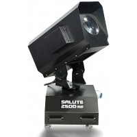 IMLIGHT SALUTE 2500 многолучевой зенитный прожектор на газоразрядной лампе 2500 Вт (белые лучи)