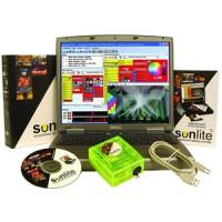 SUNLITE SL 512 BC DMX-Интерфейс с программным обеспечением SL 512 BC