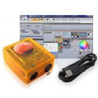 SUNLITE SUITE2-EC DMX-Интерфейс с программным обеспечением SUITE2-EC