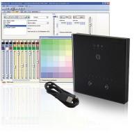SUNLITE STICK-GU2, black DMX-интерфейс с touch-панелью