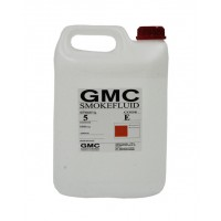 GMC SmokeFluid/E - жидк. для дыма 5л средн. рассеивания