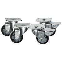 IMLIGHT Колёсные опоры для рэка 8U-33U