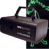 Involight LLS250GM4 - лазерный эффект
