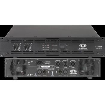 DYNACORD LX 1600 - Усилитель мощности, Class-H, 2 x 800 Вт