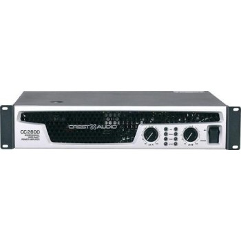 CREST AUDIO CC2800 усилитель мощности