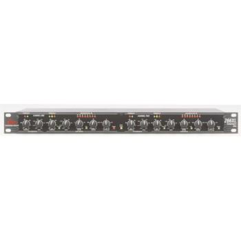 DBX 266XL-EU Двухканальный компрессор гейт