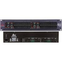 DBX iEQ-15-EU Двухканальный 2/3 октавный графический эквалайзер