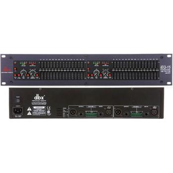 DBX IEQ15 Эквалайзер