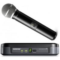 Shure PG24/PG58 - двухантенная вокальная радиосистема с капсюлем динамического микрофона PG58
