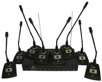 Arthur Forty AF-8800 Радиосистема конференционная