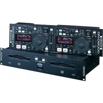 DENON DN-D6000 сдвоенный проигрыватель CD и MP3