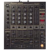 PIONEER DJM-600 DJ микшер со встроенным семплером и процессором
