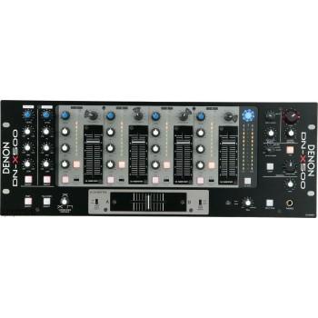 DENON DN-X500, DJ микшер