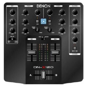 DENON DN-X120 DJ-микшер