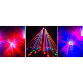 Showlight LED TUNNEL FLOWER - светодиодный эффект