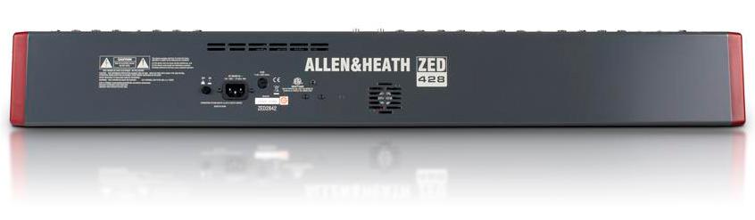 ALLEN & HEATH ZED-428